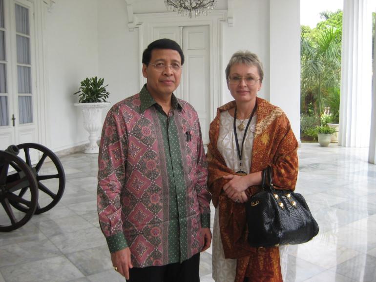 Встреча друзей Президента Индонезии (2)