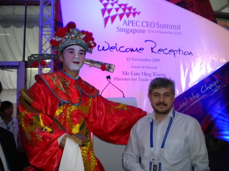 Деловой саммит АТЭС, Сингапур 2009