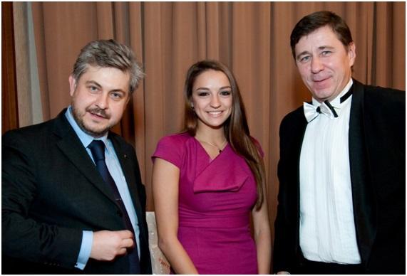 с Президентом Национальной ассоциации телохранителей России Фонаревым Д.Н