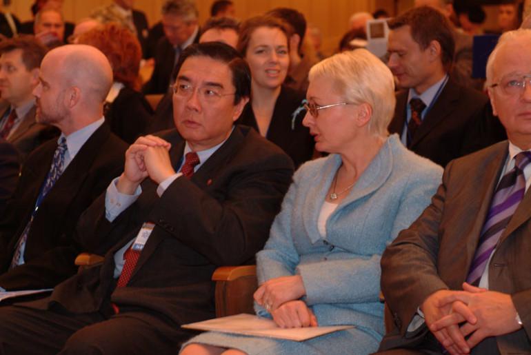 с г-ном Онг Кенг Йонгом, Генеральным секретарем АСЕАН